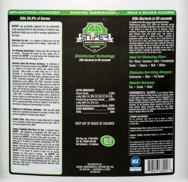 sniper-disinfectant-back-label